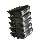 Lexmark T650H11A New Compatible Black Toner Cartridges 5 Pack Combo High Yield