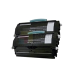 Lexmark X463X11G (X463X21G) New Compatible Black Toner Cartridges 2 Pack Combo Extra High Yield