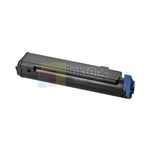 Okidata 43979101 New Compatible Black Toner Cartridge