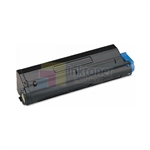 Okidata 44574701 New Compatible Black Toner Cartridge