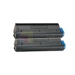 Okidata B411 2PK 44574701 Toner Cartridge