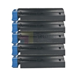 OKIDATA B412 45807105 New Compatible Toner Cartridges