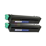 OKIDATA 43502001 B4600 New Compatible Toner Cartridges