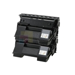 Okidata 52123601 New Compatible Black Toner Cartridges 2 Pack Combo