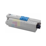 Okidata C310BK 44469803 Toner Cartridge