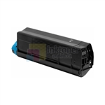 Okidata C5100BK 42127404 Toner Cartridge