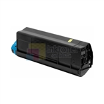 Okidata C5100Y 42127401 Toner Cartridge