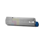 Okidata C5500BK 43324404 Toner Cartridge
