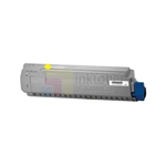 Okidata C5500Y 43324401 Toner Cartridge