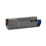 Okidata C830BK 44059112 Toner Cartridge