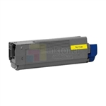 Okidata C830Y 44059109 Toner Cartridge