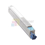 Okidata 42918903 New Compatible Cyan Toner Cartridge