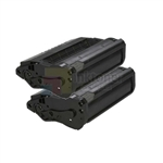 Ricoh 406683 New Compatible Black Toner Cartridges 2 Pack Combo