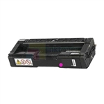 Ricoh 406048 New Compatible Magenta Toner Cartridge High Yield