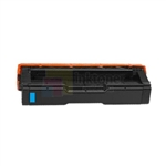 Ricoh 406345 New Compatible Cyan Toner Cartridge High Yield