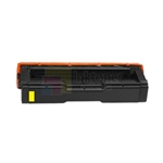 Ricoh 406347 New Compatible Yellow Toner Cartridge High Yield