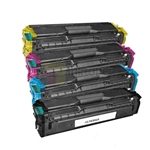 Samsung CLT-K504S/C504S/M504S/Y504S New Compatible 4 Color Toner Cartridges Combo