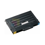 Samsung CLP 5PK10D5C New Compatible Cyan Toner Cartridge