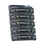 Samsung ML-1210D3 New Compatible Black Toner Cartridges 5 Pack Combo