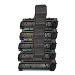 Samsung ML-1610D3 New Compatible Black Toner Cartridges 5 Pack Combo