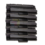 Samsung ML-1710D3 New Compatible Black Toner Cartridges 5 Pack Combo