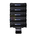 Samsung ML-2010D3 ML-2510 New Compatible Black Toner Cartridges 5 Pack Combo