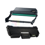 Samsung MLT-D116L New Compatible Black Toner Cartridge/ Samsung MLT-R116 Compatible Drum Unit 2 Pack Combo
