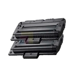 Samsung SCX-D4200A New Compatible Black Toner Cartridges 2 Pack Combo