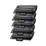 Samsung SCX-D4200A New Compatible Black Toner Cartridges 5 Pack Combo
