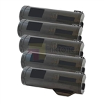 Xerox 106R02731 Black Compatible Toner Cartridges 5 Pack Combo Extra High Yield 25.3K Pages