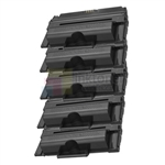 Xerox 108R00795 New Compatible Black Toner Cartridges 5 Pack Combo High Yield