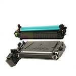 Xerox 006R01278 New Compatible Black Toner Cartridge High Yield/ Xerox 113R00671 Compatible Drum Unit 2 Pack Combo