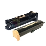 Xerox 113R00668 New Compatible Black Toner Cartridge/ Xerox 113R00670 Compatible Drum Unit 2 Pack Combo