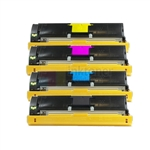 Xerox 113R00692-113R00695 New Compatible 4 Color Toner Cartridges Combo