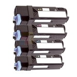 Xerox 106R01452-106R01455 New Compatible 4 Color Toner Cartridges Combo