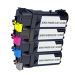 Xerox 106R01278-106R01281 New Compatible 4 Color Toner Cartridges Combo