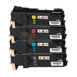 Xerox 106R01594-106R01597 New Compatible 4 Color Toner Cartridges Combo