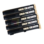 Xerox 006R01179 New Compatible Black Toner Cartridges 5 Pack Combo