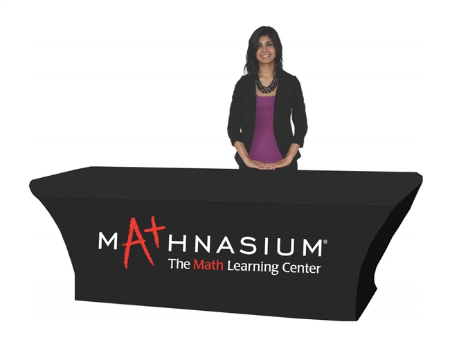 Table Coverings - Stretch Fit Printed