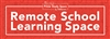 Remote Learning Space Banner