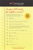 Child Readiness-Algebra Poster