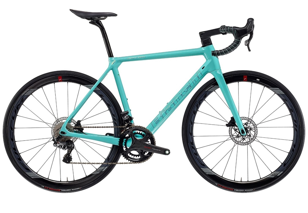 Bianchi Specialissima Disc Super Record EPS | 2021 | SC - CK16/Mermaid Scale |  11999 | Contact us for competitive pricing and availability.