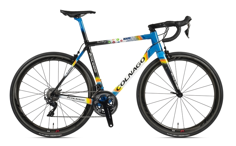 Colnago C64 Disc | MAPEI | Premium UK Colnago stockist, contact us for competitive pricing.