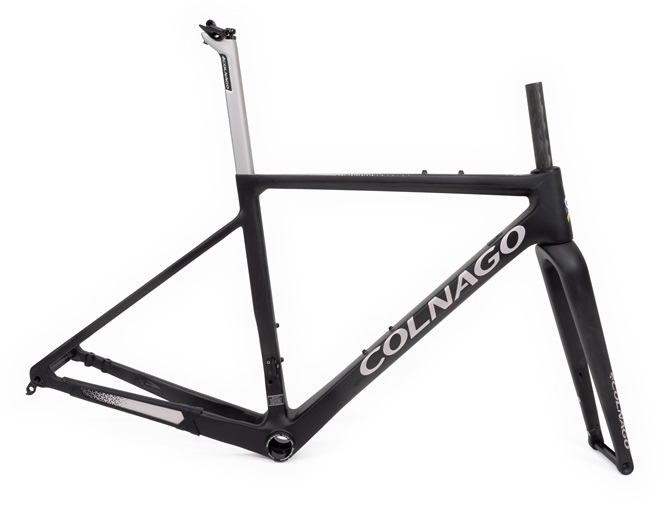 Colnago G3X Frameset | Black White | Premium UK Colnago stockist, contact us for competitive pricing.