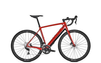 FOCUS Paralane2 6.8 2019 | 3599 | Northern Ride | Contact us for availability and competitive pricing | Focus E-Road bikes.