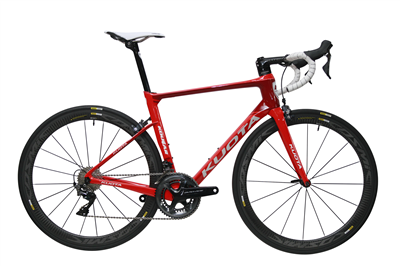 Kuota Kougar 2019 | Rosso | Frameset 2149 | Custom Build From 2719 | Premium Kuota UK Stockist & Dealer