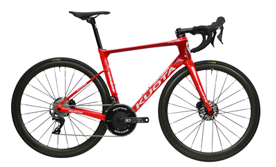 Kuota Kougar Disc 2019 | Rosso | Frameset 2335 | Custom Build From 3465 | Premium Kuota UK Stockist & Dealer