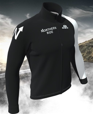 Northern Ride | L/S Winter Roubaix Jersey