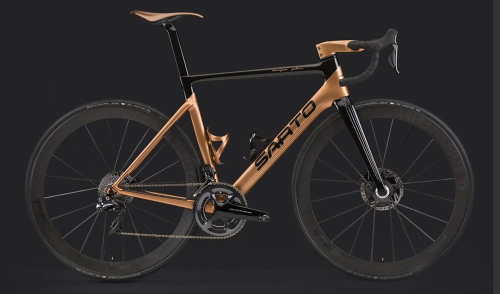 Sarto Lampo Plus | 2021 | Frameset | Custom Build POA