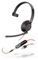 Plantronics C5210 Blackwire Headsets